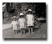 Un'immagine della famiglia Candia