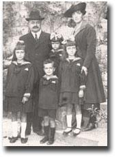 Ritratto di Famiglia per i Candia